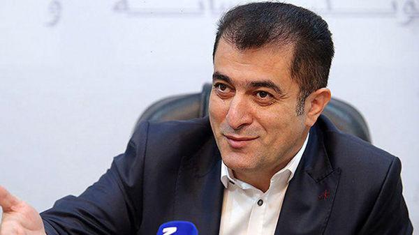 خلیلزاده: با فرهاد مجیدی توافق کرده بودیم اما منصرف شد
