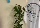 توزیع ضدعفونی کننده بین مردم شهرستان عسلویه آغاز شد