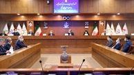 نشست مسئولین وزارت ورزش و کمیته ملی المپیک با روسای فدراسیون های المپیکی برگزار شد