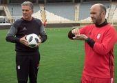 دوپینگ عزت اللهی در جام جهانی! + عکس
