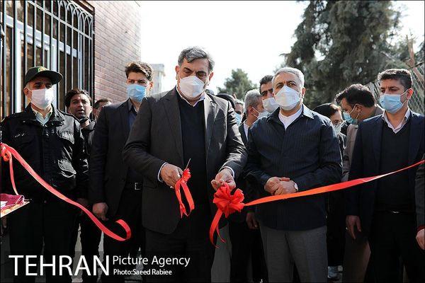 آیین افتتاح 110 پروژه محله محور با حضور شهردار تهران در منطقه 16