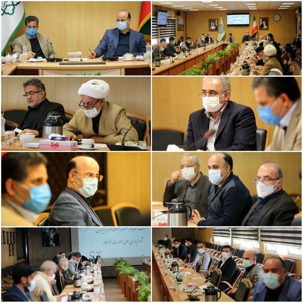 توافق شهرداری و وزارت نیرو درباره سرای محلات