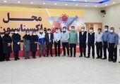 بازدید مدیرعامل فولاد خوزستان از مرکز واکسیناسیون شهید حاج علی هاشمی