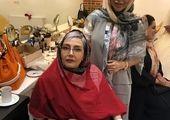 لباس های مجلسی نرگس محمدی و کتایون ریاحی در مراسمی خاص+عکس