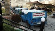 اعزام محموله کمک های شهرداری منطقه2 به  مناطق سیل زده سیستان و بلوچستان