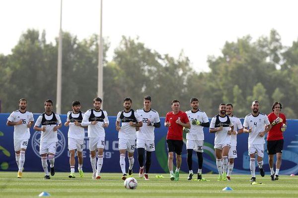 زمان اولین تمرین تیم ملی فوتبال مشخص شد