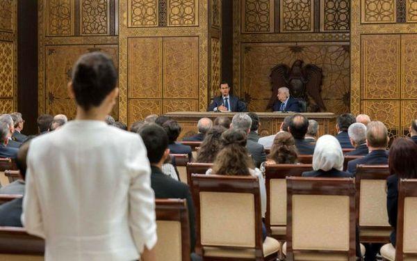 بازسازی سوریه اولویت مهم ماست