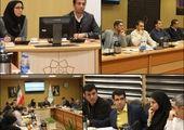 بیست و هشتمین کمیته خدمات و زیر ساخت ستاد باز آفرینی پایدار کلانشهر تهران