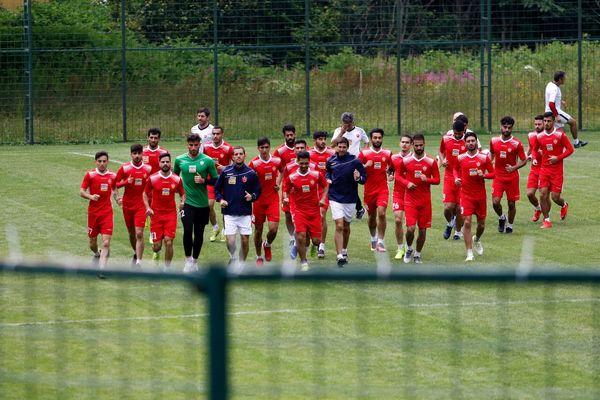 اعلام برنامه تمرینات پرسپولیس تا شروع رقابتهای لیگ