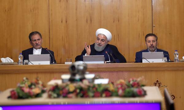 اقدامات آمریکا علیه ایران جنایت علیه بشریت است