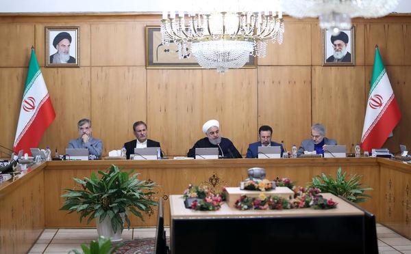 هیئت دولت تهران را در روز دوشنبه تعطیل کرد