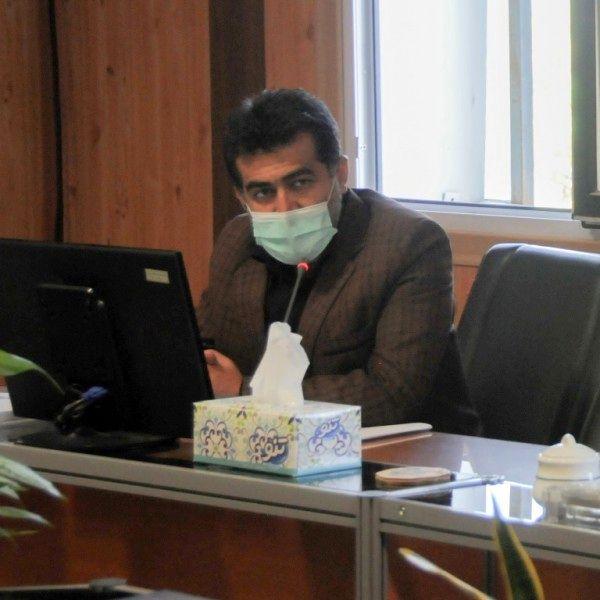 مدیر دفتر حفاظت و بهره برداری از منابع آب شرکت آب منطقه ای مرکزی تقدیر شد