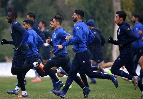 6 غایب احتمالی استقلال در فینال جام حذفی