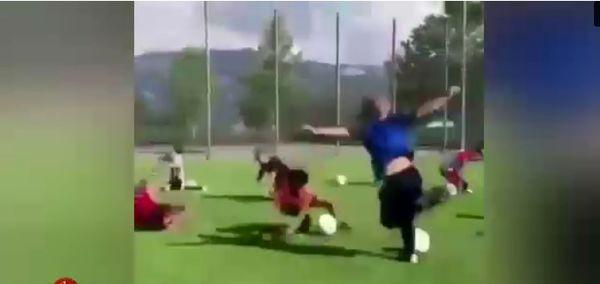 کودکانی که برای نیمار شدن تمرین تمارض می کنند! + عکس