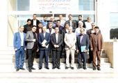 مدیرعامل بانک توسعه تعاون از کارگران نمونه استان خوزستان تقدیر نمود