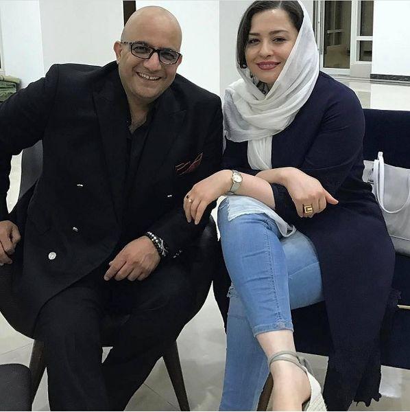 شلوار کوتاه مهراوه شریفی نیا با تیپی اسپرت!+عکس