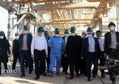 مراسم معارفه مدیرعامل شرکت بهره برداری نفت و گاز شرق برگزار شد