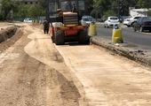 بهره برداری از پروژه گازرسانی روستاهای همه سین و هاجر آباد در منطقه13