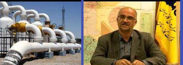 بهره مندی 58 شهرک صنعتی در اصفهان از نعمت گاز