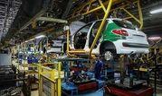 رکورد تولید در ایرانخودرو شکسته شد