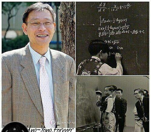 مردی که دارای بالاترین IQ در دنیاست+عکس