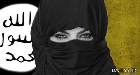 غارنشین شدن داعشیها! +عکس