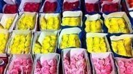 افزایش ۵۰ درصدی قیمت گل در روز زن