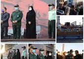 برپایی آیین گرامیداشت هفته نیروی انتظامی در منطقه 15