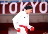 حذف کاراته کای ایران از مسابقات المپیک