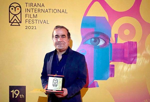 «امتحان» جایزه بهترین فیلمنامه نوزدهمین جشنواره بینالمللی فیلم «تیرانا» را گرفت