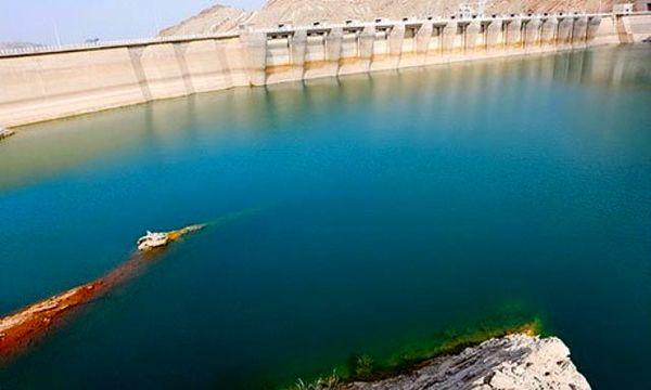 تکذیب سرریز شدن سد استان هرمزگان