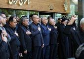 برگزاری مراسم عزاداری سرور و سالار شهیدان در نمازخانه شهرداری منطقه 7