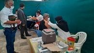 واکسینه شدن بیش از 76 هزار نفر در مرکز تجمیعی واکسیناسیون امامزاده سید معصوم(ع)