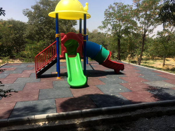 افزایش زمین های بازی کودکان در بوستان های منطقه 13