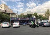 نظارت جدی بر رعایت پروتکل های بهداشتی از سوی رانندگان وانت بار سطح شهر اراک