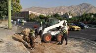 شهردار ناحیه یک منطقه سه از رفع خطر در بزرگراه هاشمی رفسنجانی خبر داد.