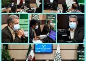 ششمین برنامه ملاقات مردمی مصطفی پور شهردار منطقه ۱۴
