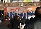  حضور هزار و 600 نیروی خدمات شهری در مراسم تشییع پیکر شهید سلیمانی