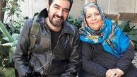 مهاجرت شهاب حسینی + عکس