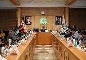 آیین کلنگ زنی اولین مددسرای فرا منطقه ای شهر تهران در منطقه 4