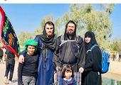 یاسمن اشراقی، نتیجه امام در ورزشگاه آزادی +عکس