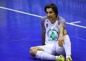 دلجویی وزیر ورزش از خانواده بهرام شفیع +عکس