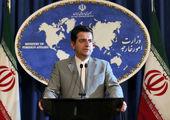 تاکید ایران بر گفتگو و مذاکره سیاسی در منطقه