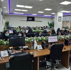 پشتیبانی 24ساعته در مرکز امداد مشتریان بانک قرض الحسنه رسالت