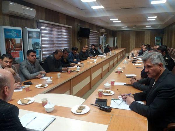 نشست هماهنگی راهپیمایی ۲۲ بهمن برگزار شد