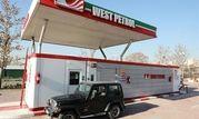نخستین جایگاه فشرده عرضه بنزین راهاندازی شد