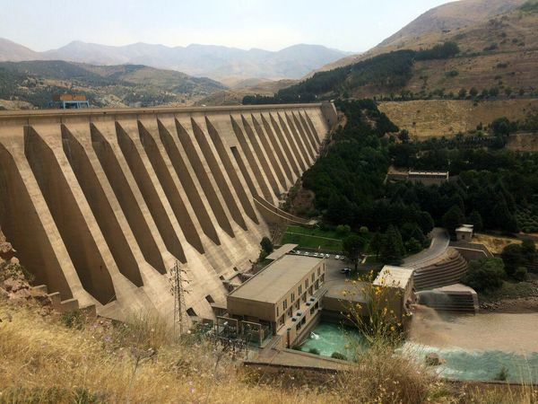 ذخیره سدهای استان تهران ۹۷ میلیون مترمکعب کمتر از پارسال است