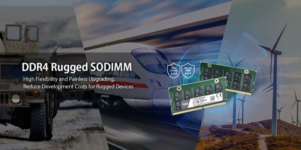 حافظه های ضد لرزش SODIMM  شرکت اپیسر برای تسریع در به روزرسانی سیستم های دفاعی و حمل و نقل