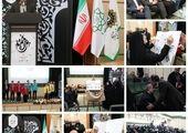 یادواره شهدای ورزشکار در منطقه۹ برگزار شد