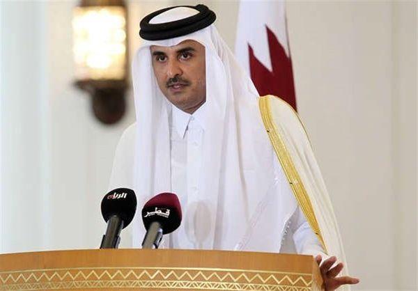 امیر قطر به تهران میآید
